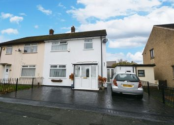 Thumbnail 3 bedroom semi-detached house to rent in Maismore Road, Woodhouse Park, Manchester