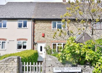 Thumbnail 3 bedroom terraced house for sale in Manor Orchard, Cricklade, Swindon
