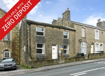 Thumbnail 2 bed property to rent in Keighley Road, Silsden, Keighley, West Yorkshire