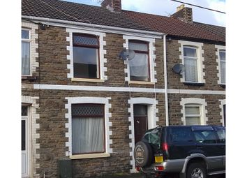 Thumbnail 3 bed terraced house to rent in Emmanuel Place, Pendrill Street, Neath
