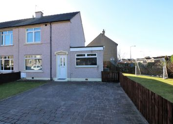 Thumbnail 3 bed end terrace house for sale in Listloaning Road, Linlithgow