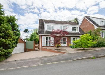 Thumbnail 4 bed detached house for sale in Gloucester Way, Bewdley