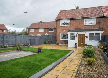Thumbnail 3 bed semi-detached house for sale in Naworth Drive, Newcastle Upon Tyne