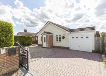 Thumbnail 4 bed detached bungalow for sale in Rowthorne Lane, Glapwell, Chesterfield