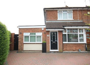 Thumbnail 3 bed end terrace house for sale in Applecroft Road, Luton