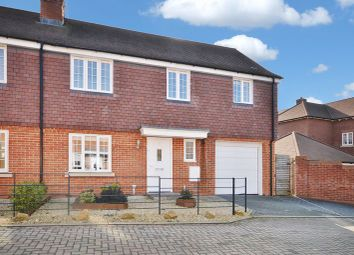 Thumbnail 4 bed semi-detached house to rent in Ely Road, Wendover, Aylesbury