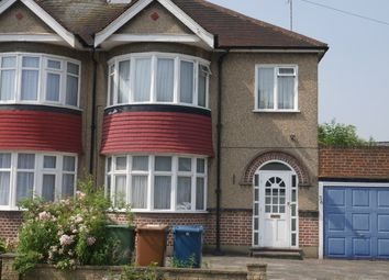 Thumbnail 3 bed detached house to rent in Alfriston Avenue, North Harrow