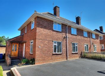 Thumbnail 2 bed flat for sale in Norgate Road, Norwich
