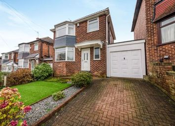 Thumbnail 3 bed detached house for sale in Broomhall Road, Pendlebury, Swinton, Manchester