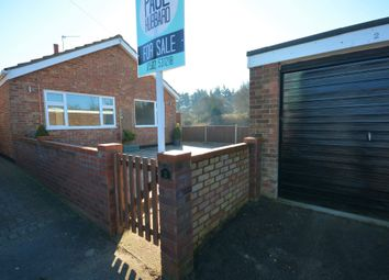 Thumbnail 2 bed detached bungalow for sale in Primrose Close, Lowestoft