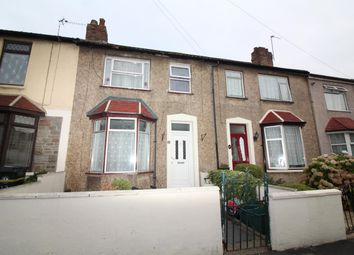 Thumbnail 3 bed terraced house for sale in Russell Road, Fishponds, Bristol