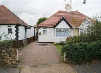 Thumbnail 2 bed detached bungalow to rent in Eastwood Road North, Leigh-On-Sea