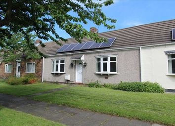 Thumbnail 2 bed bungalow for sale in Ridley Street, Klondyke, Cramlington