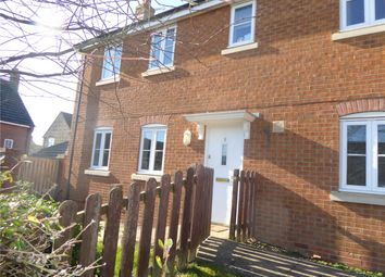 Thumbnail 1 bedroom maisonette to rent in Snowshill Close, Daventry, Northants