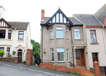 Thumbnail 4 bed semi-detached house for sale in Eveswell Park Road, Newport