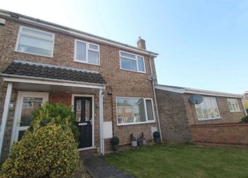 Thumbnail 3 bed terraced house for sale in Fern Gardens, Belton, Great Yarmouth