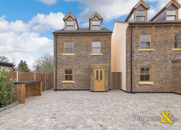 Thumbnail 4 bed detached house for sale in Blackfen Road, Blackfen, Sidcup