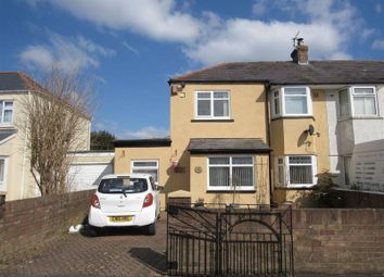 Thumbnail 3 bedroom semi-detached house for sale in Heather Avenue, Cardiff