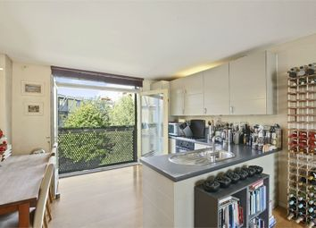 Thumbnail 2 bed flat for sale in Becquerel Court, Child Lane, London