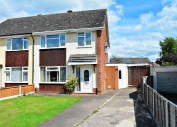 Thumbnail 3 bed semi-detached house for sale in Barnmeadow Road, Newport