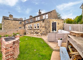Thumbnail 4 bed cottage for sale in Far Bank, Shelley, Huddersfield