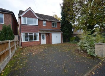 Thumbnail 4 bed detached house for sale in Holmcroft Road, Stafford
