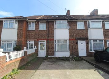 Thumbnail 3 bed terraced house for sale in Braid Avenue, London
