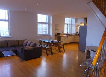 Thumbnail 2 bed flat to rent in John William Court, John William Street, Huddersfield