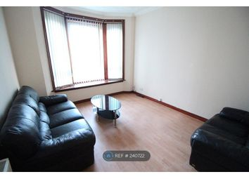 Thumbnail 1 bed flat to rent in Bank Street, Coatbridge