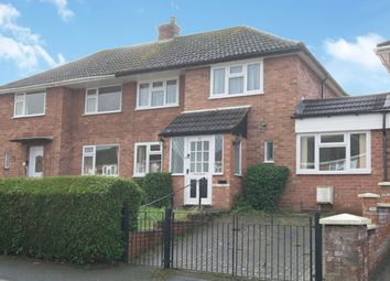 Thumbnail 3 bed semi-detached house for sale in Wolsey Close, Worcester, Worcestershire