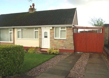 Thumbnail 2 bed semi-detached bungalow to rent in Penley Road, Buckley, 2Bb.