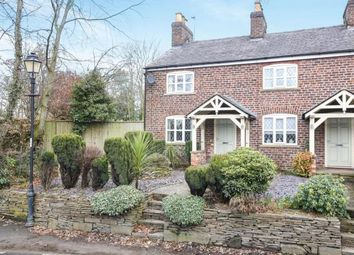Thumbnail 2 bedroom end terrace house for sale in Old Hall Cottage, Hall Lane, Mobberley, Cheshire
