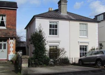 Thumbnail 3 bed semi-detached house for sale in Grovehill Road, Redhill, Surrey