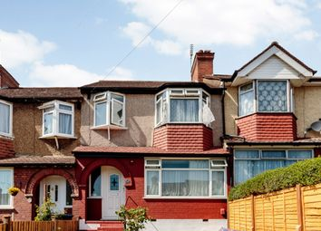 Thumbnail 3 bed terraced house for sale in Girton Road, Northolt, London