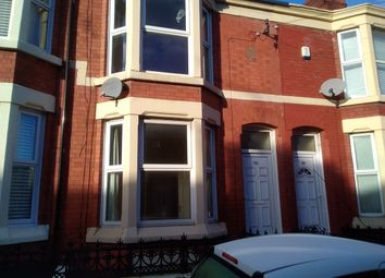 Thumbnail 2 bed terraced house to rent in Adelaide Road, Liverpool