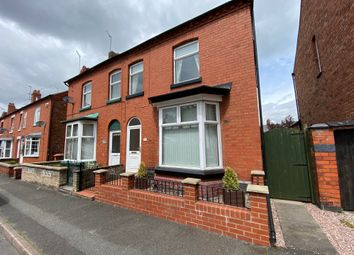 Thumbnail 2 bed semi-detached house for sale in Worthington Street, Whitchurch