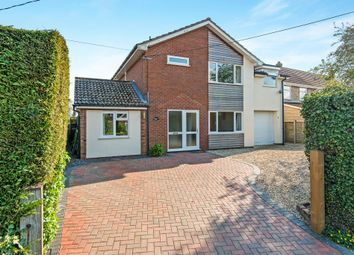Thumbnail 4 bed detached house for sale in Great Melton Road, Little Melton, Norwich