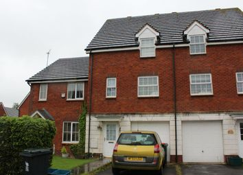 Thumbnail 3 bed terraced house to rent in Long Town Grove, Celtic Horizons, Newport