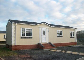Thumbnail 2 bed mobile/park home for sale in West Street, Whitland, Carmarthenshire.