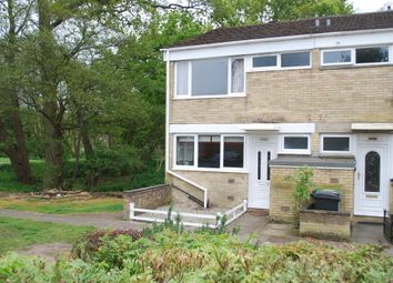Thumbnail 3 bed end terrace house to rent in Coventry Way, Thetford
