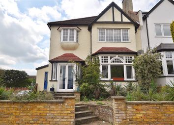 Thumbnail 4 bed semi-detached house for sale in Bedford Avenue, High Barnet, Hertfordshire
