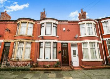 Thumbnail 2 bed terraced house for sale in Greencroft Road, Wallasey, Wirral