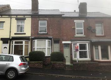 3 bed terraced house to rent in Penrhyn Road, Sheffield S11