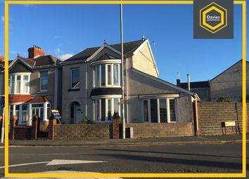 4 bed detached house for sale in Queen Victoria Road, Llanelli SA15