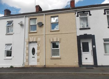 Thumbnail 2 bed terraced house for sale in Upper Mill, Llanelli