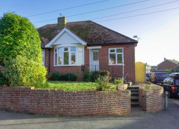 Thumbnail 2 bedroom semi-detached bungalow for sale in Saxon Road, Ramsgate