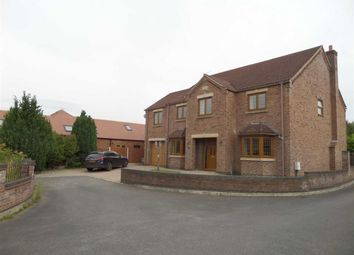 Thumbnail 5 bed detached house for sale in Crown Gardens, Scotter, North Lincolnshire