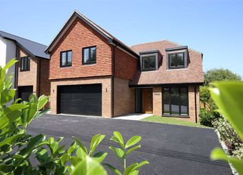 Thumbnail 4 bed detached house for sale in London Road, Addington, West Malling