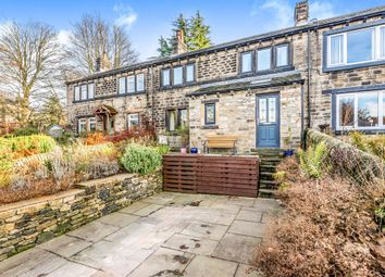 Thumbnail 3 bed cottage for sale in Sheffield Road, New Mill, Holmfirth