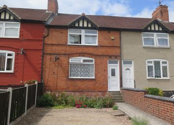 Thumbnail 3 bedroom terraced house for sale in Brunner Avenue, Shirebrook, Mansfield